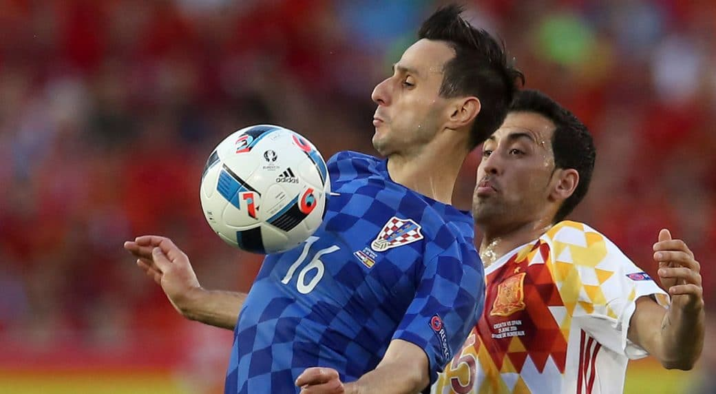 Croatia's Nikola Kalinic Rejects World Cup Medal