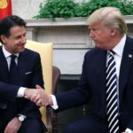 Trump Praises Italian PM Giuseppe Conte's Stance on Borders and Immigration