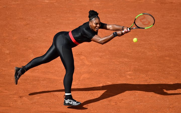 Serena Williams Responds After her 'Catsuit' is Banned by French Open