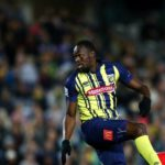 Usain Bolt Makes Football Debut for Central Coast Mariners in 6-1 Win