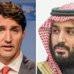 Saudi Arabia To Freeze Canada Trade Ties, Recalls Envoy
