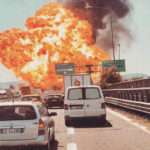 Two Dead, 70 Injured After Major Explosion On Italian Highway - Video