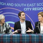 Theresa May Heckled and Booed At Edinburgh Fringe Visit