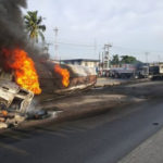 In Nigeria; Renowned Ondo Magistrate and Son Die in Tanker Fire Accident in Edo