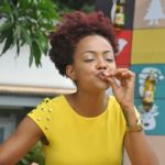 Ghanaian Actress Blast Fans Who Send Their Nudes To Her