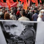 Russians Rally Against Change in Pension Age
