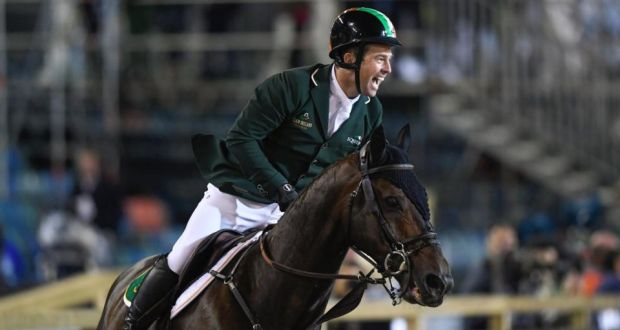Ireland Claim First Ever Team Medal at World Equestrian Games