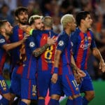 Messi Scores Hat-trick as Barca Defeats PSV 4-0