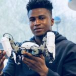 26Yrs Old Nigerian Becomes The Highest Paid Robotics Engineer In The World