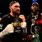 Deontay Wilder v Tyson Fury Fight To Hold 1 December