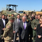 Jim Mattis Defends Mexico Border Deployment in First Troop Visit