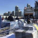 US Coast Guard Seizes $686 Million Worth of Cocaine