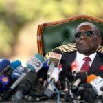 Ex-Zimbabwe President Mugabe 'Unable to Walk'