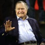 Adieu; Former U.S. President, George H.W. Bush Dies At 94