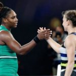 Serena Williams knocks out Simona Halep in epic Australian Open clash