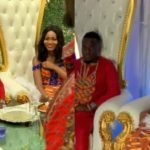 Two Ghanaian Footballers, David Accam and Florence Dadson Wed At Cape Coast (Photos)