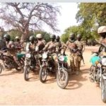 Nigerian Army Acquire Motorcycles With $1BN Fund To Fight Boko Haram (Photos)