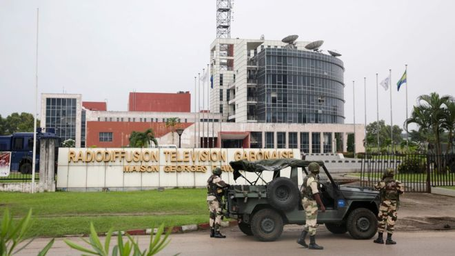Gabon Coup Attempt: Two Army Rebels Killed