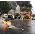 Plane crashes into California House killing 5
