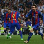 Barcelona face Real Madrid in Copa del Rey Semifinal
