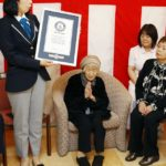 Guinness World Records - Japanese woman named world's oldest person at 116 years