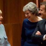 Theresa May to meet Angela Merkel and Emmanuel Macron