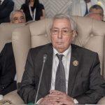 Algeria name Speaker Abdelkader interim president