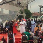 In Nigeria: Babajide Sanwo-Olu Sworn-in As Governor Of Lagos (Photos)