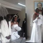 Man Weds 2 Wives In White Wedding Ceremony (Photos)