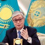 Kazakhstan's new president promises to continue policies of predecessor