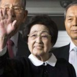 Sad - Ex-South Korean president's wife Lee Hee-ho Dies