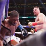 Anthony Joshua Beaten by Andy Ruiz Jr at Madison Square Garden - Pics