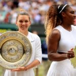 Serana Williams Lost to Simona Halep At The Wimbledon Final