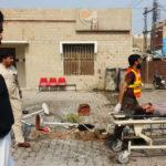 Nine dead after female suicide bomber targets hospital in Pakistan