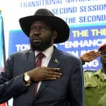South Sudan bans singing of anthem in President Kiir's absence