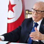 Sad - Tunisia President, Beji Caid Dies At Age 92