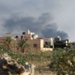 Air strike on Libya hospital kills five doctors
