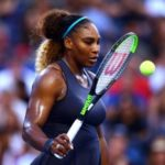 Serena wins first match since Wimbledon final, Osaka advances