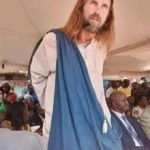 'Jesus Look alike' speaks about his false news arrest and deportation from Kenya