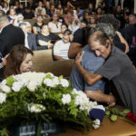 Hundreds come to honour El Paso victim after public invited