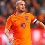 Netherlands great Sneijder retires from football