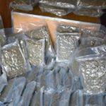 Malaysia's biggest haul -Drugs worth $161m Seized