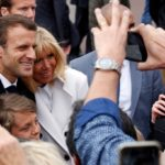 French President Macron Blast Brazil's President, For 'Rude' Comment About Wife