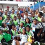Nigeria's Falconet Beat Cameroon To Win Football Gold