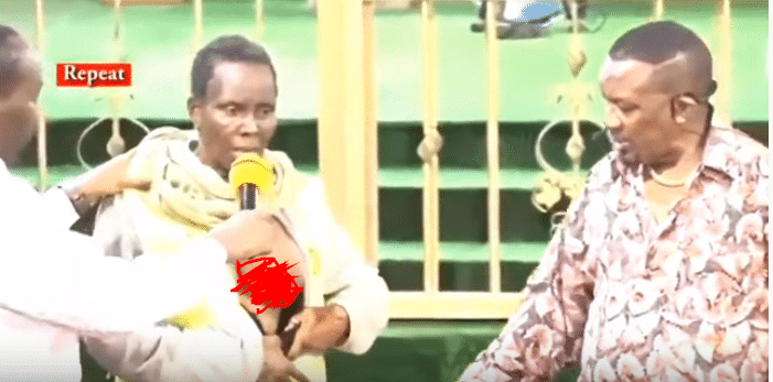 Keyan Pastor Punished For Exposing Woman's Br3ast During Deliverance On Live TV