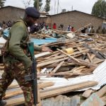In Kenya - Seven pupils die after classroom collapse