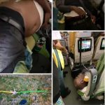 Two Men Dead After The Drug They Swallowed Burst During A Flight - Photo