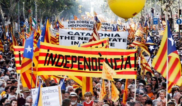 Catalan separatists arrested in Spain over 'attack plot' Strike on Oct 1