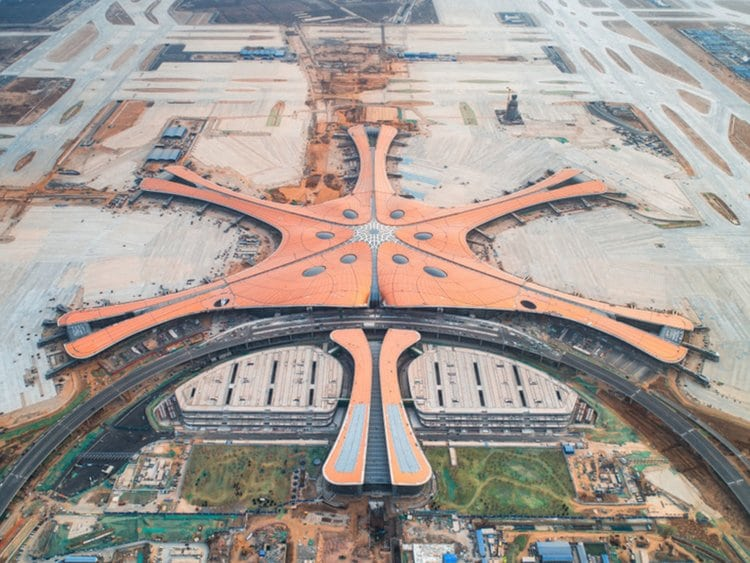 China Ready to Open New mega-airport