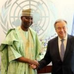 Nigerian elected president of United Nations General Assembly